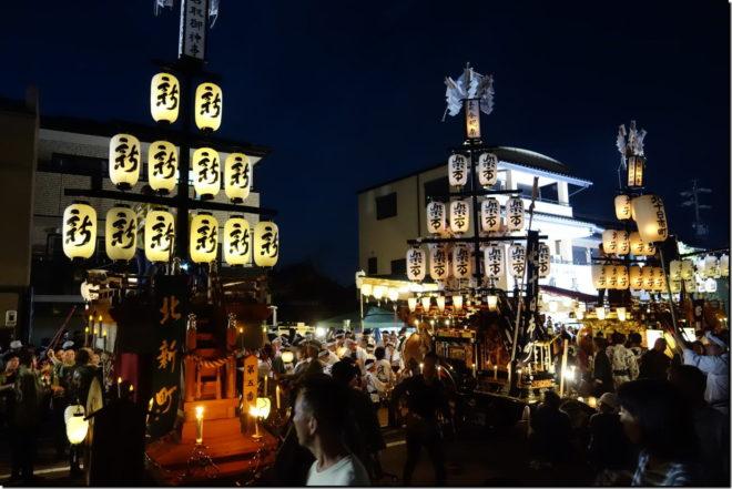かんべ石取祭