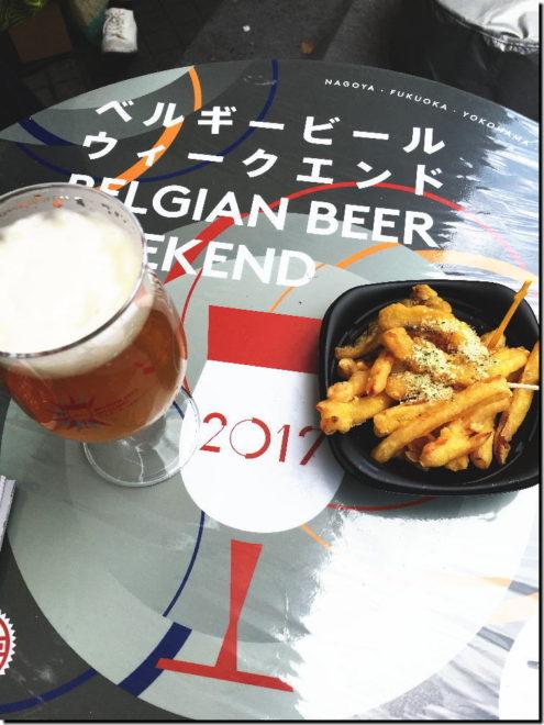 ベルギービールウィークエンド2017