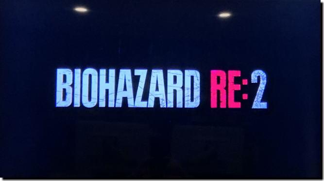 BIOHAZARD RE:2